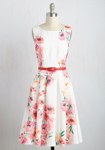 Hotline Spring Dress $139.99 AT vintagedancer.com