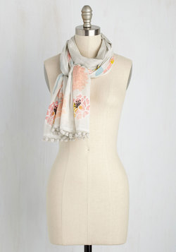 Bloom or Bust Scarf