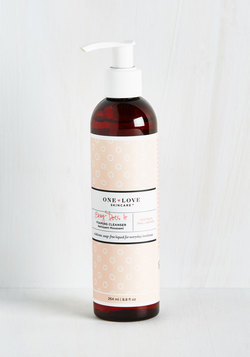 Natural in All Foaming Cleanser