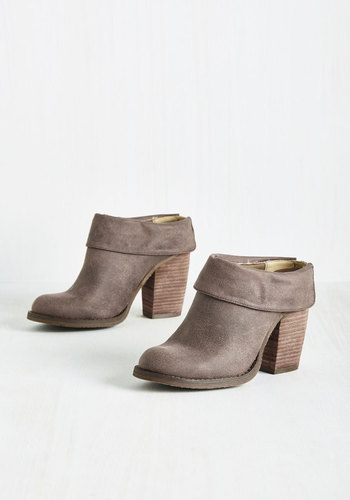 Go for the Fold Booties