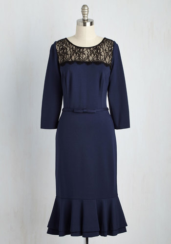 Charity Ball Correspondent Dress $149.99 AT vintagedancer.com