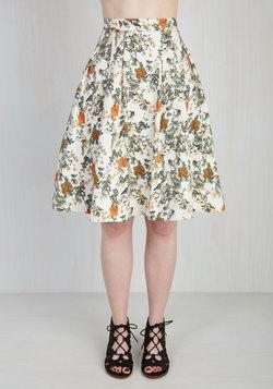 Anthropological Solution Skirt