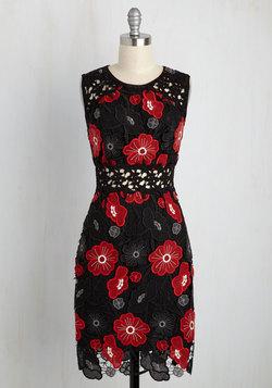 Mystery Loves Company Dress