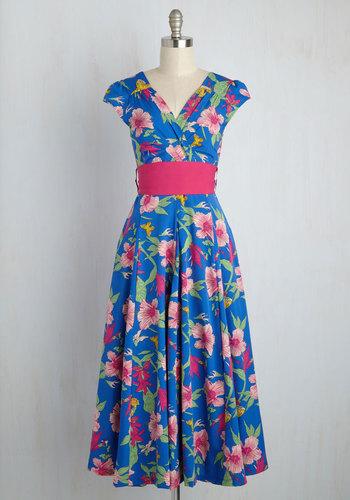 Throwback Think Forward Dress $99.99 AT vintagedancer.com