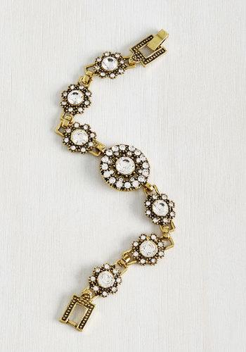 Divine Shine Bracelet $12.99 AT vintagedancer.com