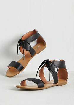 Striding My Time Sandal