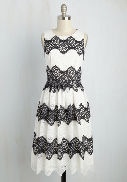 Step in the Right Perfection Dress