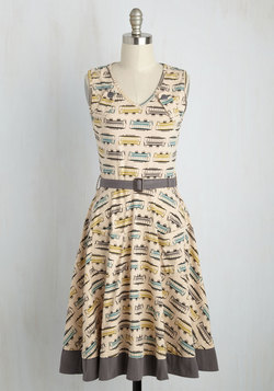 Transit Antics Dress