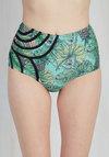 Set the Serene Swimsuit Bottom in Pineapples