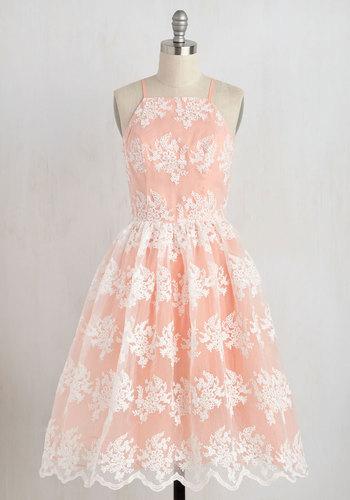 Flourish of Floridity Dress $139.99 AT vintagedancer.com