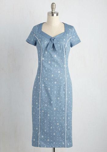 Keep Calm and Galleon Dress $89.99 AT vintagedancer.com