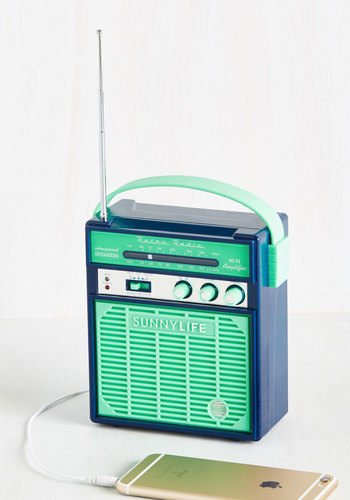 Tune in Next Timeless Portable Radio