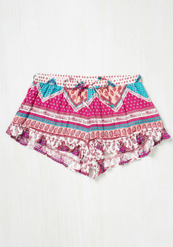 All Well and Goodnight Sleep Shorts