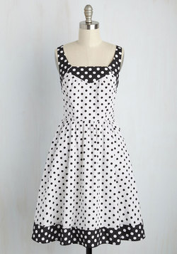 Motif Belief Dress