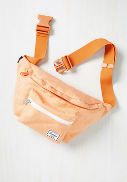 Hip to be Flair Fanny Pack in Tangerine