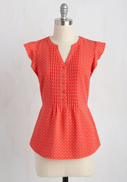Expert In Your Zeal Top in Pindots