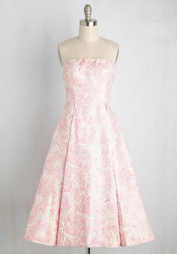 Tastefully Graceful Dress $225.00 AT vintagedancer.com