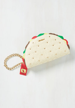 Taco the Town Clutch