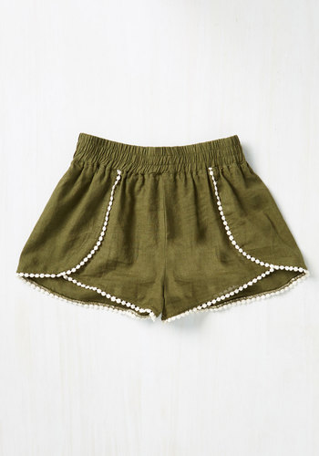 Park and Stride Shorts