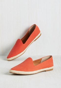 Browse Flat in Tangerine