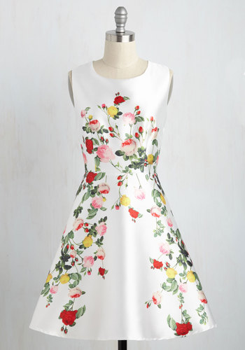 Willing and Ineffable Dress $74.99 AT vintagedancer.com