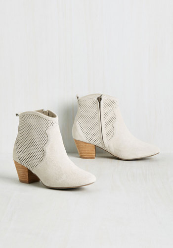Austin Prowess Suede Bootie