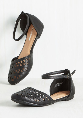 Quip to My Lou Flat $34.99 AT vintagedancer.com