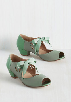 Major Motion Picturesque Heel in Sage