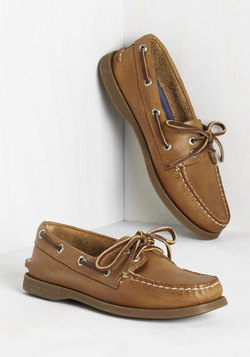Dock Is Chic Loafer in Camel