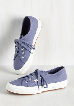 Active Kindness Sneaker in Periwinkle