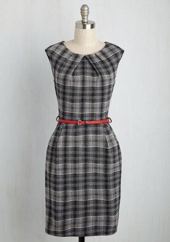 Teaching Classy Sheath Dress