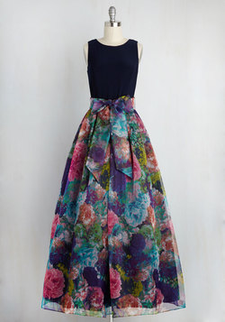 Party Prestige Maxi Dress
