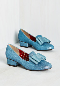 Paris, Prance Heel in Bleu