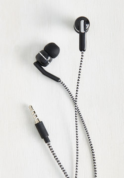 Chevron the Groove Earbuds