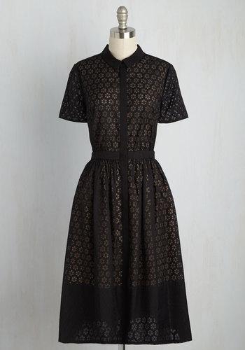 Stem Career Dress $149.99 AT vintagedancer.com
