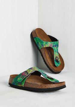Landscape Consultation Sandal in Tropical