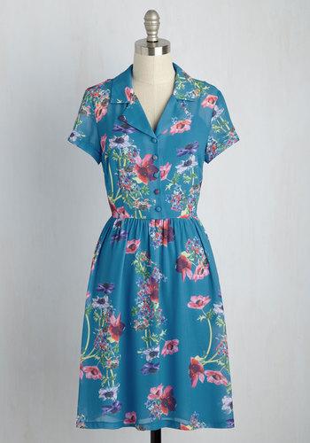 I Swish You the Best Dress $99.99 AT vintagedancer.com
