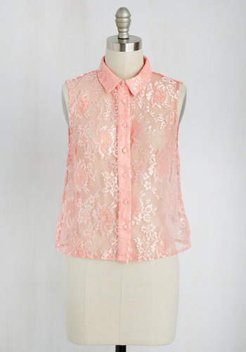 Something in the Way Sheer Moves Top $44.99 AT vintagedancer.com