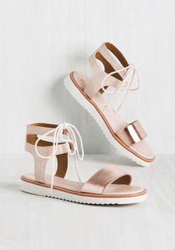 Committing Pretty Sandal