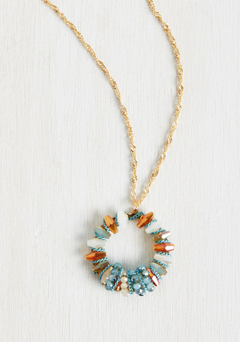 Duly Adorned Necklace