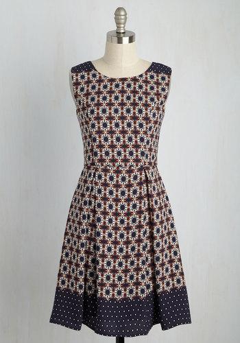 Architect de Triomphe A-Line Dress