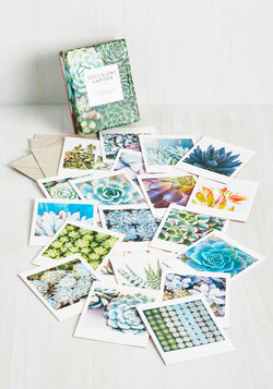 Chlorophyll Me In Notecard Set