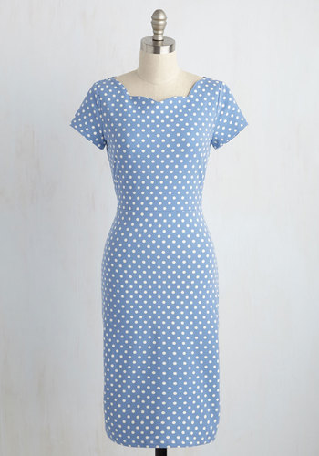 Blithe for Life Dress $79.99 AT vintagedancer.com