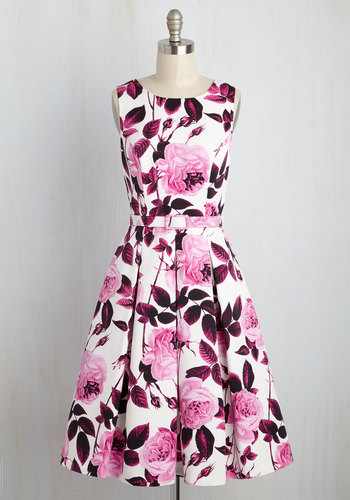 Cultivated Curtsy Dress