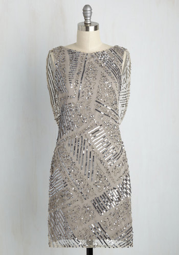 Deserving of Decadence Sequin Dress