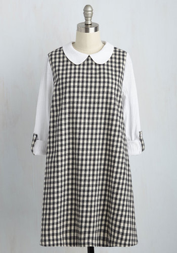 Collegiate a Day Dress $64.99 AT vintagedancer.com