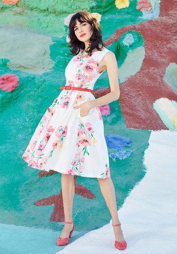Hotline Spring Dress