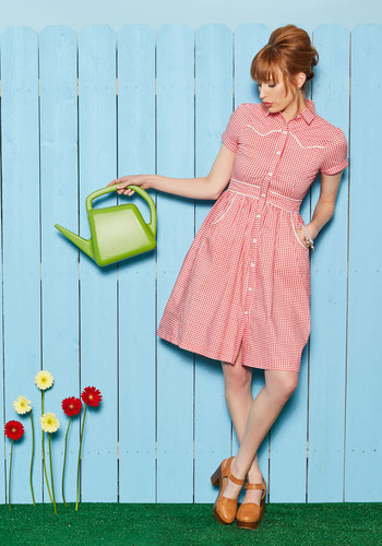 Coming Picnic and Fast Dress $149.99 AT vintagedancer.com