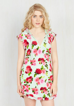 Early to Rose Nightgown