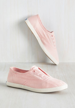 Paint It Fun Sneaker in Blush